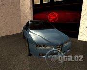Alfa Romeo Brera final version vylepšená verze Brery.
