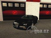 ALFA ROMEO GTV Spider krásný a povedený model. Nahrazuje Comet.