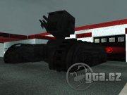 Zvláštny ale účinný tank