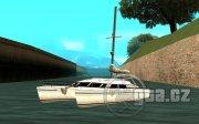 A Rio ship and a VCN Maverick chopper from GTA San Andreas.