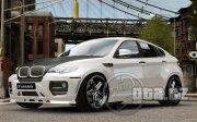 Krásné propracované BMW X6