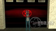 Animatronic ze hry Five Nights at Freddy 2