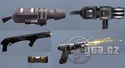 Weapon pack from Duke Nukem