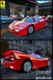 HQ-model z Forza 3 motorsport  -Včetně interiéru, motoru a dalšího  -Pravděpodobný ráfku pneumatiky  -Realistické zpracování  Všechna světla fungují -Perfektní Kolize