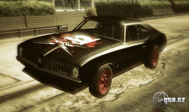 Download Death Proof Stallion GTA V - GTA V / Grand Theft