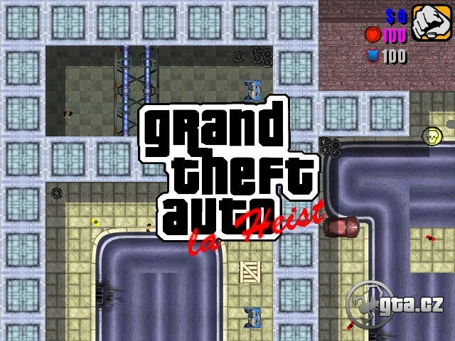 A game with motive of GTA series