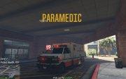 Po nastoupení do sanitky (nebo vrtulníku ambulance) zmáčněte 2 a začněte plnit oblíbené minimise z předchozích dílů GTA.