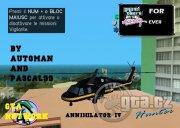 Vrtulník z GTA IV