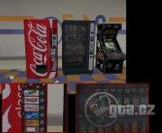 Nové detailní textury automatů.