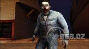 Skiny zombíků ze hry Left 4 Dead
