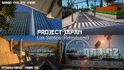 Veľký texture pack inšpirovaný Japonskom
