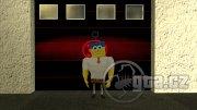 Hlavní postava z animovaného seriálu a filmu.