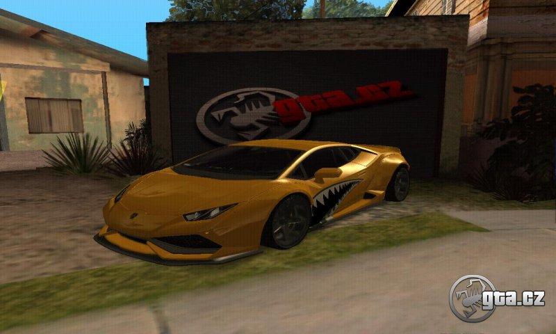 Nissan, Lamborghini, GTA V Ramp Buggy Vehicles - GTA SA / Grand