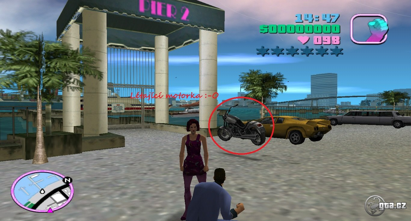 Cheats for PC - GTA VC / Grand Theft Auto - Vice City - on