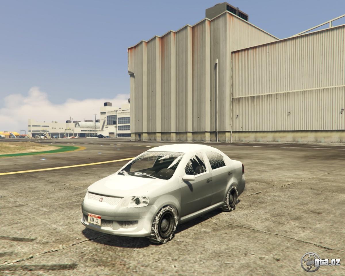 Declasse Asea (winter edition) - GTA V / Grand Theft Auto ...