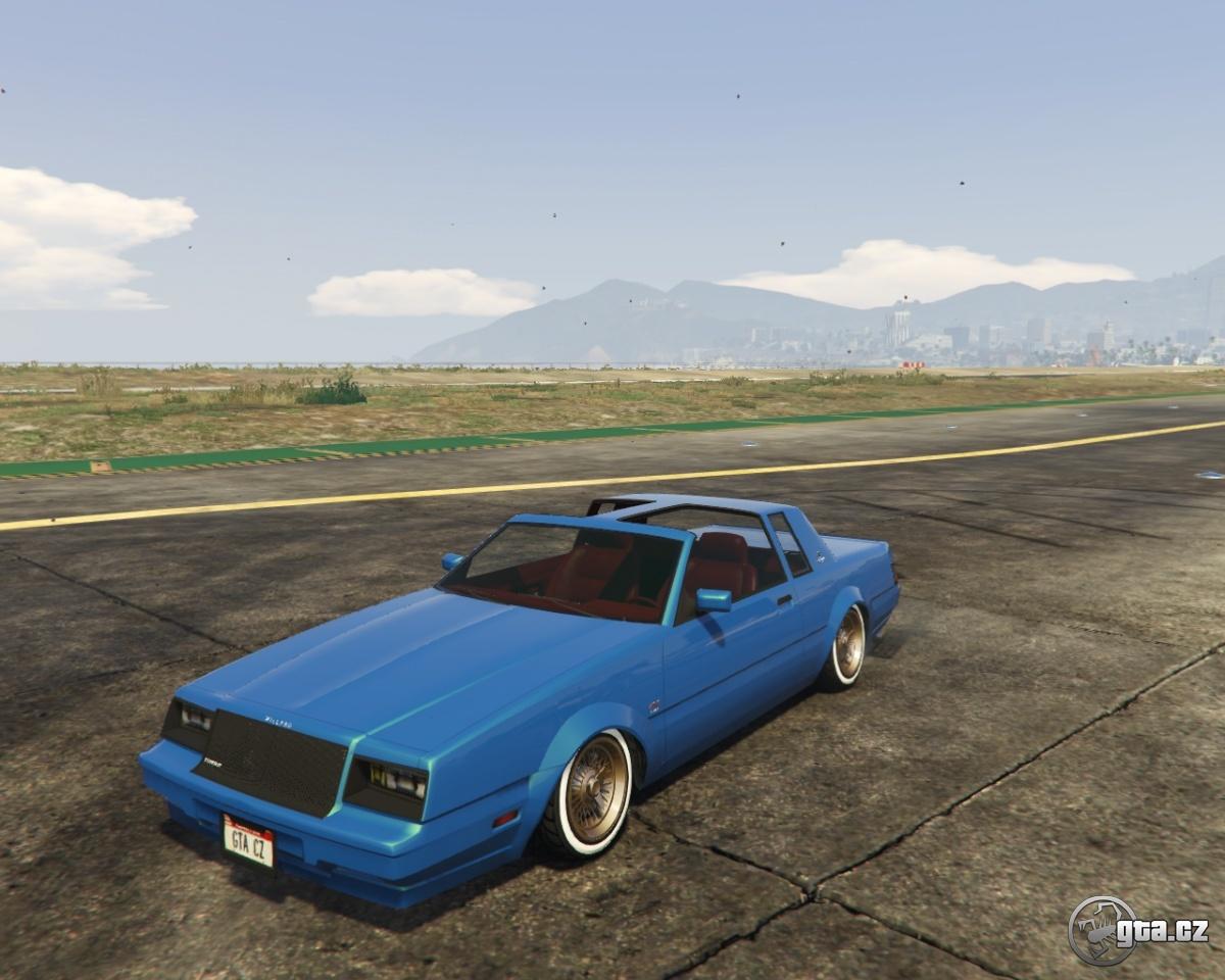 Willard Faction Custom - GTA V / Grand Theft Auto 5 - on Gta cz