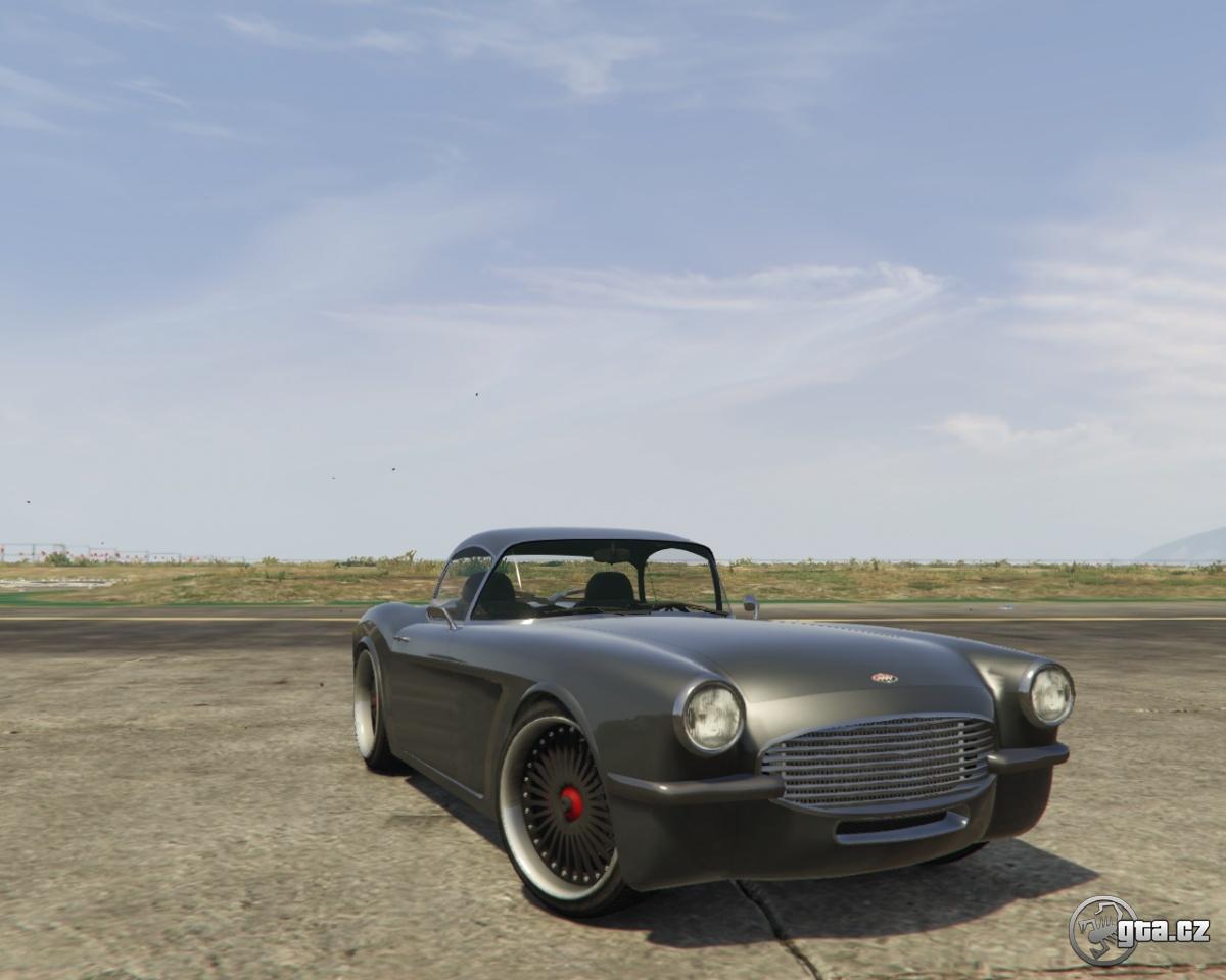 Invetero Coquette BlackFin - GTA V / Grand Theft Auto 5 - on