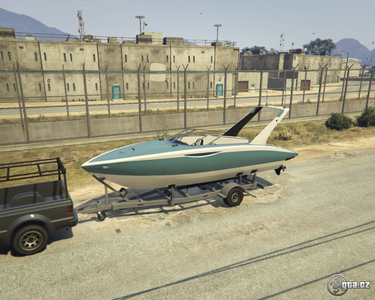 trailer boat trailer gta v grand theft auto 5 on. Black Bedroom Furniture Sets. Home Design Ideas