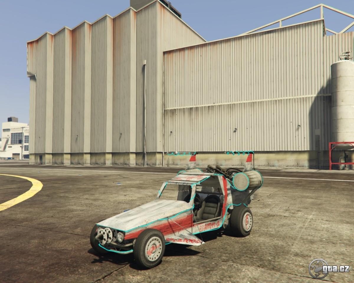 Space Docker - GTA V / Grand Theft Auto 5 - on Gta cz