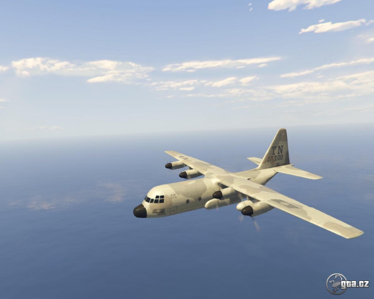 Titan - GTA V / Grand Theft Auto 5 - on Gta.cz