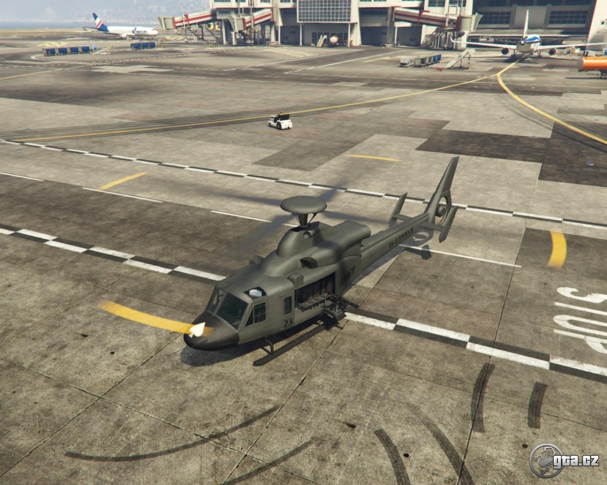 Valkyrie MOD 0 - GTA V / Grand Theft Auto 5 - on Gta cz